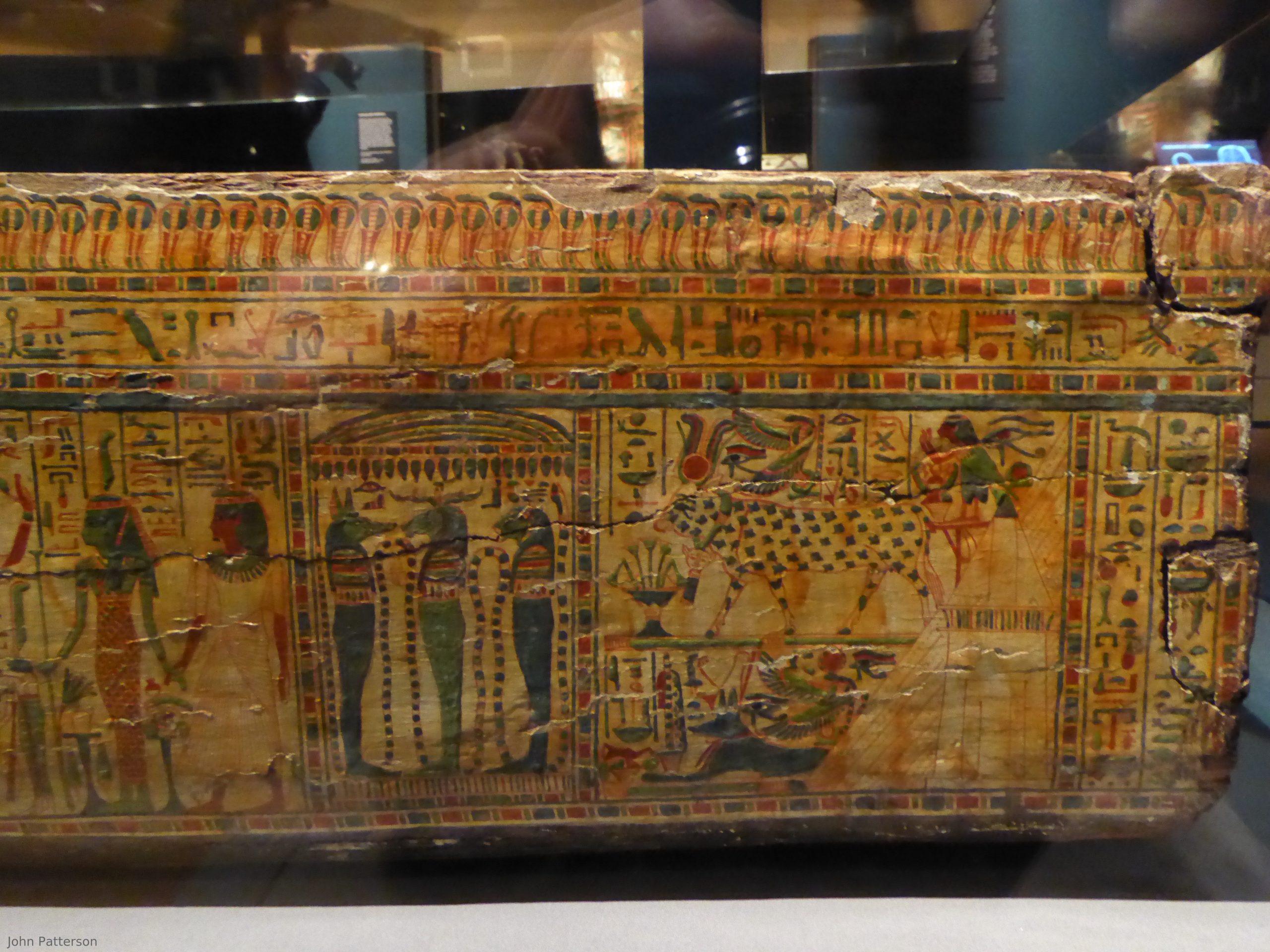Inner Coffin of Nespawershefyt