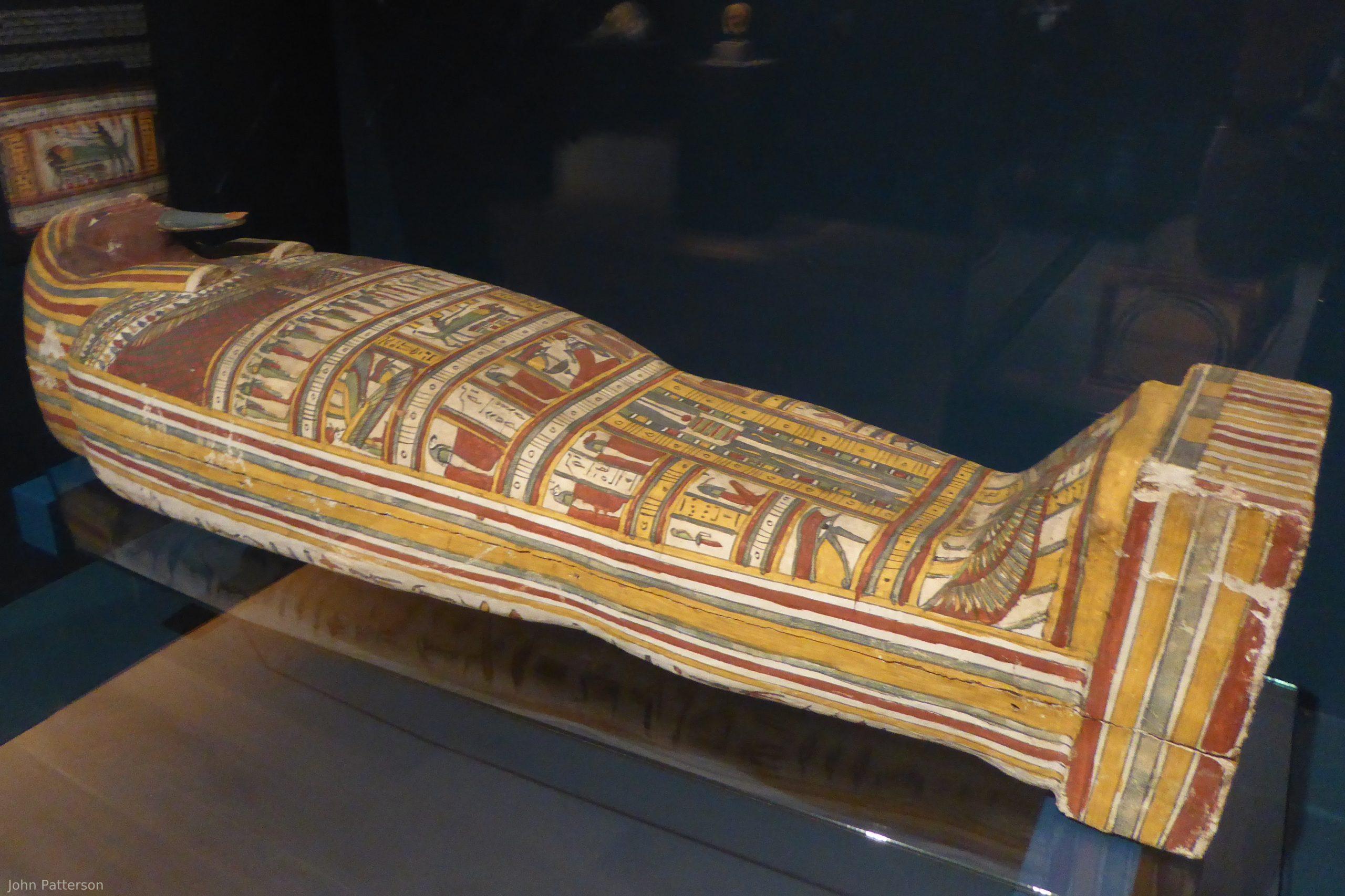 Inner Coffin of Pakepu